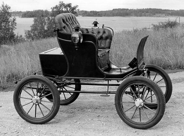 Edwardian Style「1902 Baker Electric. Creator: Unknown.」:写真・画像(18)[壁紙.com]