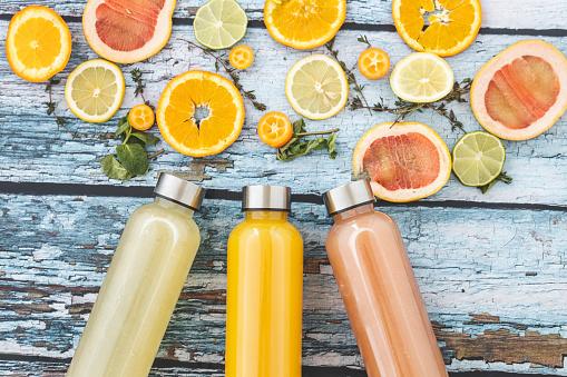 Lemon Soda「Organic citrus drinks」:スマホ壁紙(7)