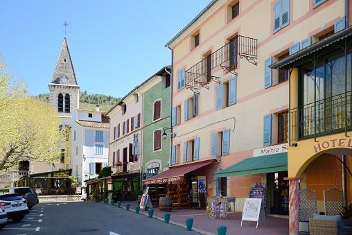 Gift Shop「Town Square Castellane Alpes-de-Haute-Provence」:スマホ壁紙(18)