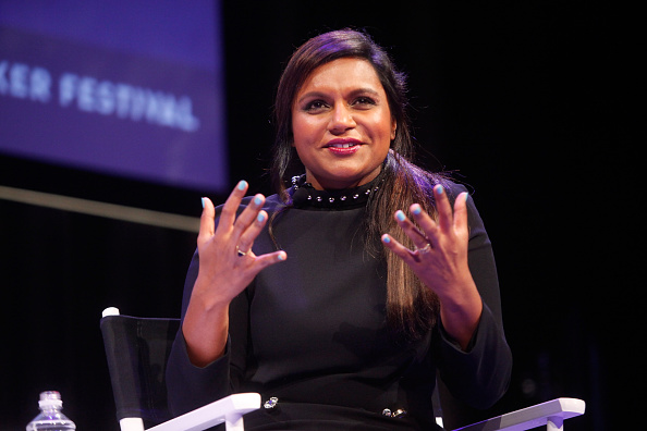 Non-Moving Activity「The New Yorker Festival 2014 - Mindy Kaling In Conversation With Emily Nussbaum」:写真・画像(7)[壁紙.com]