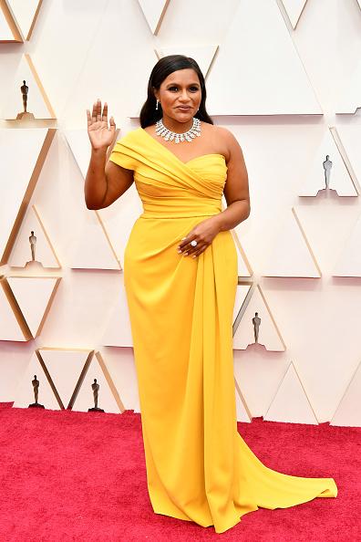 Yellow Dress「92nd Annual Academy Awards - Arrivals」:写真・画像(9)[壁紙.com]