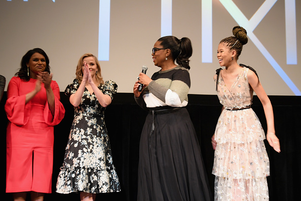 """A Wrinkle in Time「O, The Oprah Magazine Hosts Special NYC Screening Of """"A Wrinkle In Time"""" At Walter Reade Theater」:写真・画像(8)[壁紙.com]"""