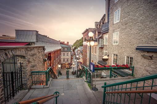 UNESCO「Quebec City's Historic District (Old Quebec)」:スマホ壁紙(3)