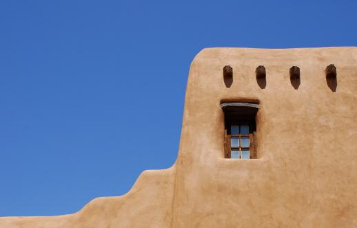 Window Frame「Adobe Building, Santa Fe」:スマホ壁紙(12)