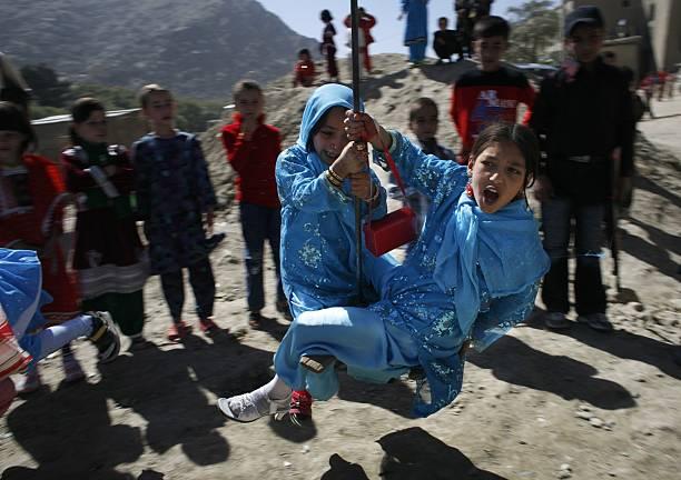 AFG: Afghans Celebrate Eid al-Fitr In Kabul:ニュース(壁紙.com)