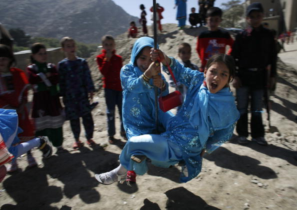 Kabul「AFG: Afghans Celebrate Eid al-Fitr In Kabul」:写真・画像(1)[壁紙.com]