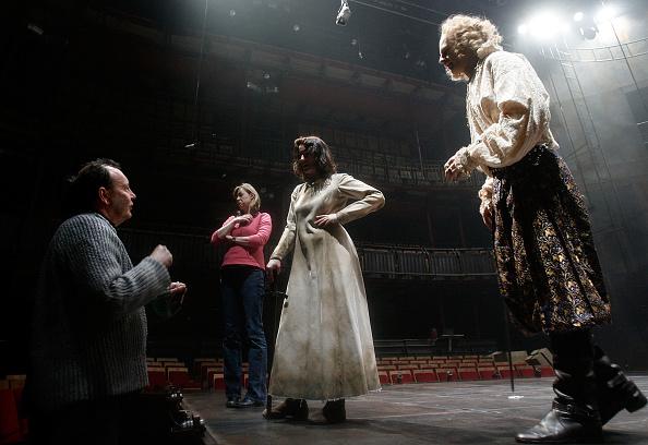 Rehearsal「The RSC Prepares For All Eight History Play Performances」:写真・画像(19)[壁紙.com]