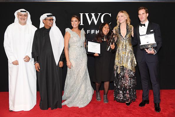 Creativity「IWC FOR THE LOVE OF CINEMA DINNER AT DIFF 2017 - DUBAI」:写真・画像(0)[壁紙.com]