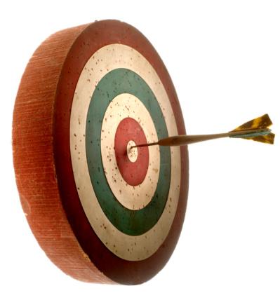 Sports Target「Dart Board」:スマホ壁紙(1)