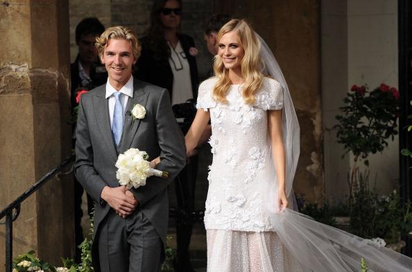 Bridal「The Wedding Of Poppy Delevingne And James Cook」:写真・画像(12)[壁紙.com]