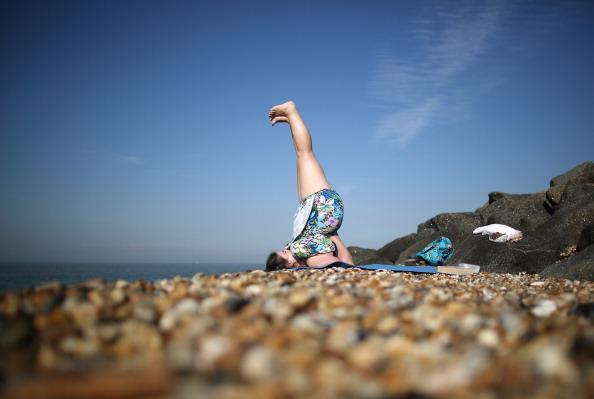リラクゼーション「Britain Enjoys A Two-Day Heatwave」:写真・画像(11)[壁紙.com]