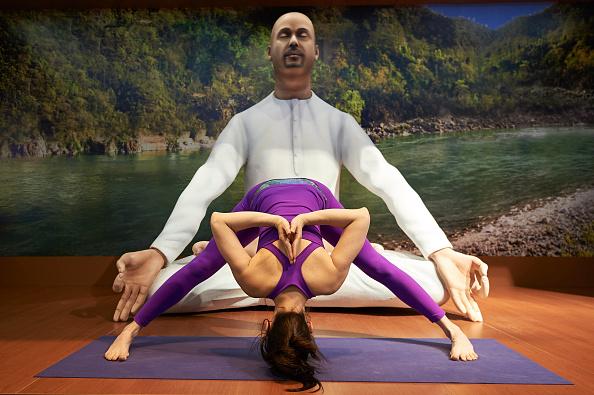 Yoga「FITUR Tourism Fair 2016」:写真・画像(14)[壁紙.com]