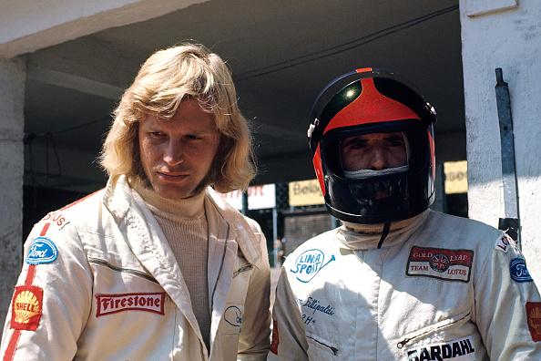 Sport「Emerson Fittipaldi, Reine Wisell, Grand Prix Of Germany」:写真・画像(7)[壁紙.com]