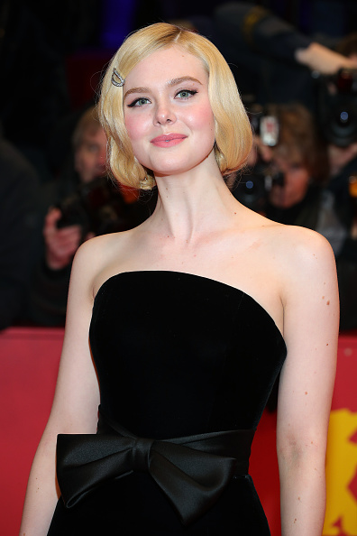 "Elle Fanning「""The Roads Not Taken"" Premiere - 70th Berlinale International Film Festival」:写真・画像(9)[壁紙.com]"