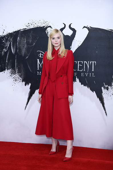 "Elle Fanning「""Maleficent: Mistress Of Evil"" Photocall」:写真・画像(14)[壁紙.com]"