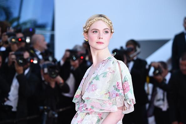 "Elle Fanning「""Les Miserables"" Red Carpet - The 72nd Annual Cannes Film Festival」:写真・画像(7)[壁紙.com]"