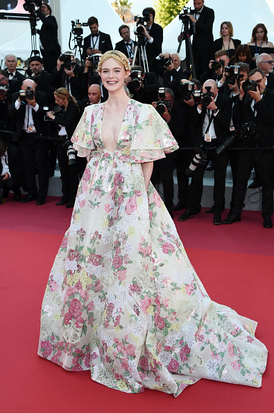 "Elle Fanning「""Les Miserables"" Red Carpet - The 72nd Annual Cannes Film Festival」:写真・画像(16)[壁紙.com]"