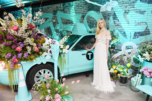 Event「Tiffany & Co. Paper Flowers Event And Believe In Dreams Campaign Launch」:写真・画像(10)[壁紙.com]