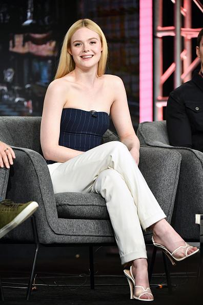 Elle Fanning「2020 Winter TCA Tour - Day 11」:写真・画像(17)[壁紙.com]