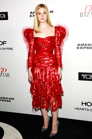 カメラ目線「Harper's BAZAAR celebrates 150 Most Fashionable Women at Sunset Tower presented by TUMI in partnership with American Express, La Perla and Hearts On Fire」:写真・画像(1)[壁紙.com]