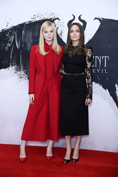 "Elle Fanning「""Maleficent: Mistress Of Evil"" Photocall」:写真・画像(16)[壁紙.com]"