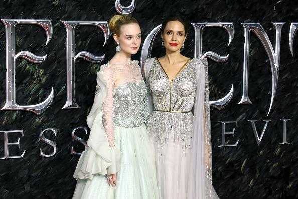 "Elle Fanning「""Maleficent: Mistress Of Evil"" European Premiere - Red Carpet Arrivals」:写真・画像(0)[壁紙.com]"
