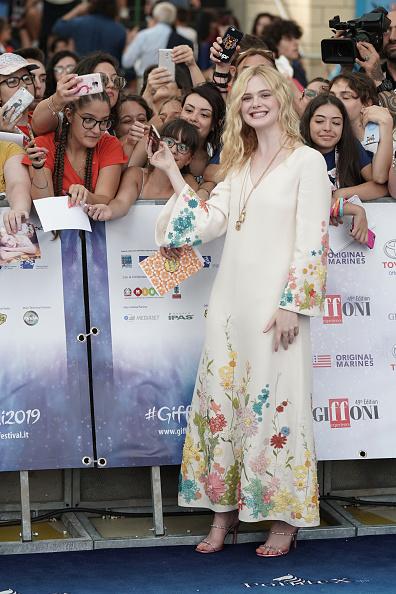 Elle Fanning「Giffoni Film Festival 2019 - Day 4」:写真・画像(11)[壁紙.com]