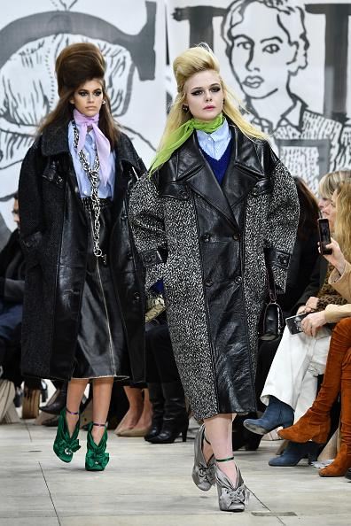 Miu Miu「Miu Miu : Runway - Paris Fashion Week Womenswear Fall/Winter 2018/2019」:写真・画像(8)[壁紙.com]