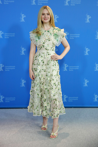 "Floral Pattern「""The Roads Not Taken"" Photo Call - 70th Berlinale International Film Festival」:写真・画像(8)[壁紙.com]"