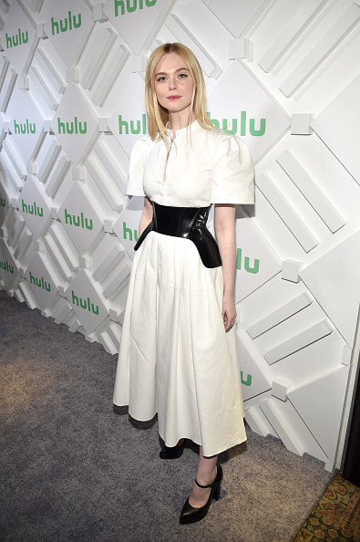 Elle Fanning「Hulu '19 Brunch」:写真・画像(5)[壁紙.com]