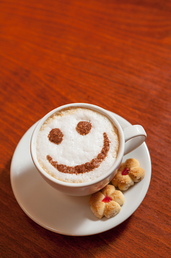 Smiling「Smiling Coffee」:スマホ壁紙(14)