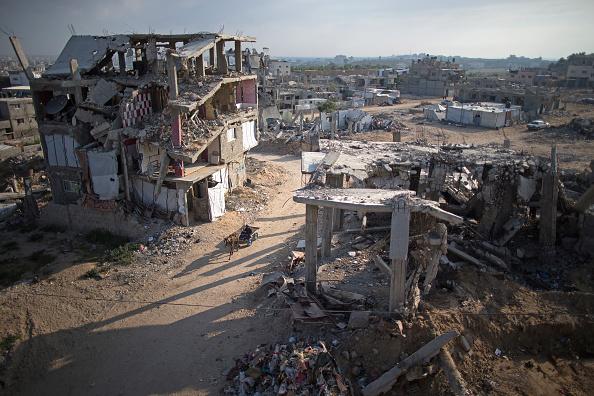 Gaza Strip「Gaza Economy Teeters On Brink Of Collapse」:写真・画像(0)[壁紙.com]