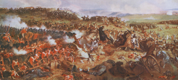 Panoramic「The Battle of Waterloo」:写真・画像(16)[壁紙.com]