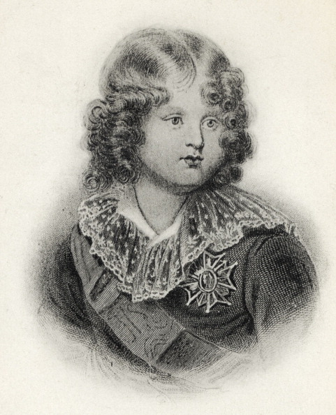 One Boy Only「Napoleon II (Francois Charles Joseph) - portrait as a child.  Declared King of Rome and Duke of Parma but never reigned.」:写真・画像(3)[壁紙.com]