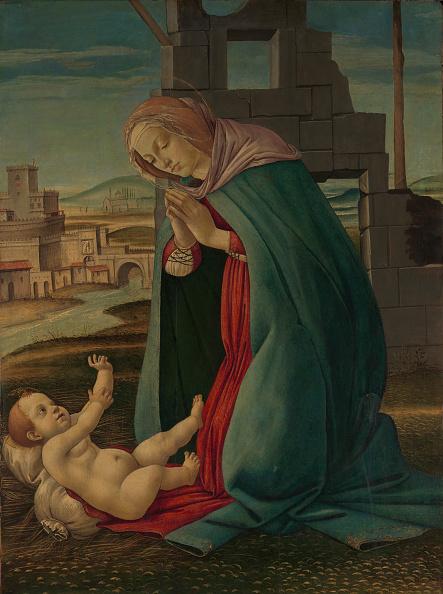 Virgin Mary「The Nativity」:写真・画像(5)[壁紙.com]