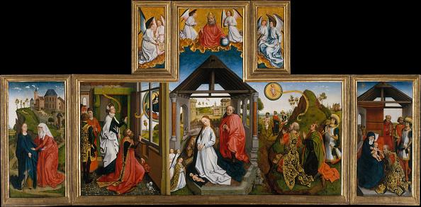 Virgin Mary「The Nativity」:写真・画像(10)[壁紙.com]