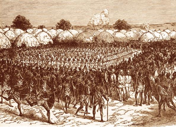 Colony - Group of Animals「Protest in Masindi against British explorer Samuel Baker」:写真・画像(17)[壁紙.com]