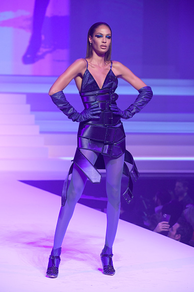 Purple Shoe「Jean-Paul Gaultier : Runway - Paris Fashion Week - Haute Couture Spring/Summer 2020」:写真・画像(19)[壁紙.com]