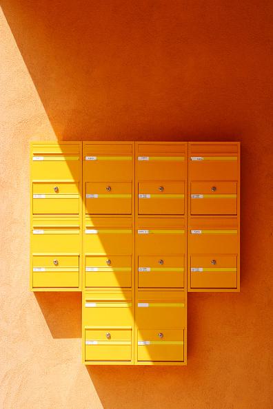 Mailbox「Yellow letterboxes」:写真・画像(10)[壁紙.com]