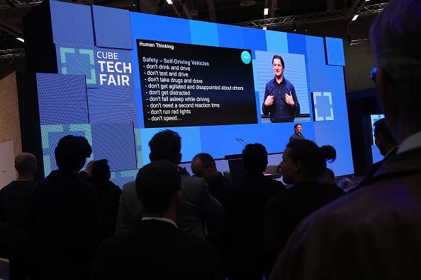New Business「The CUBE Tech Fair 2017」:写真・画像(8)[壁紙.com]