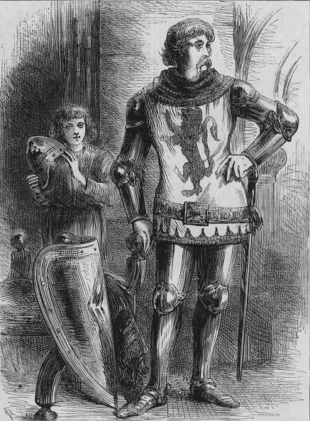 Circa 14th Century「'William Wallace', c1270-1305, (c1880)」:写真・画像(19)[壁紙.com]