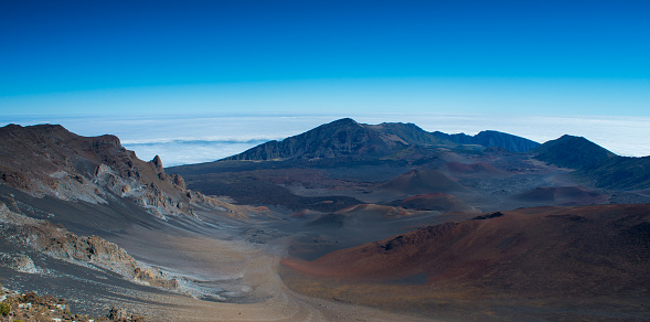 Haleakala Crater「Haleakala」:スマホ壁紙(12)