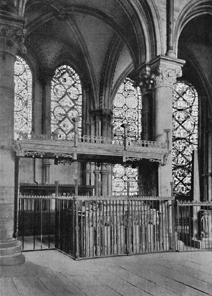 Stained Glass「Tomb Of Henry Iv Canterbury Cathedral 1903」:写真・画像(8)[壁紙.com]