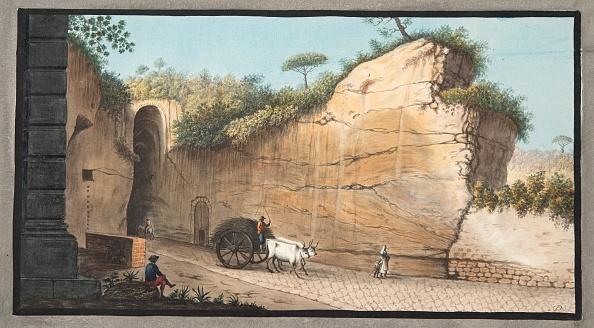 Baja California Peninsula「Entrance Of The Grotta Of Pausilipo」:写真・画像(16)[壁紙.com]