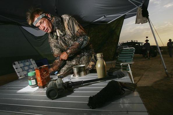 Baja California Peninsula「Minutemen Break-Away Group Patrols California-Mexico Border」:写真・画像(16)[壁紙.com]