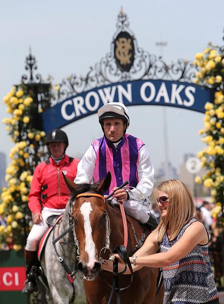 Damien Oliver「Highlights From Crown Oaks Day」:写真・画像(6)[壁紙.com]