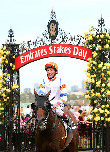 Damien Oliver「Highlights From Emirates Stakes Day」:写真・画像(5)[壁紙.com]