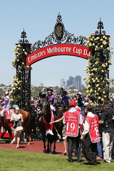 Damien Oliver「Highlights From Melbourne Cup Day」:写真・画像(3)[壁紙.com]