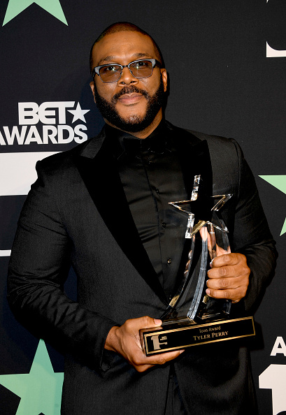 Black Entertainment Television「2019 BET Awards - Press Room」:写真・画像(14)[壁紙.com]