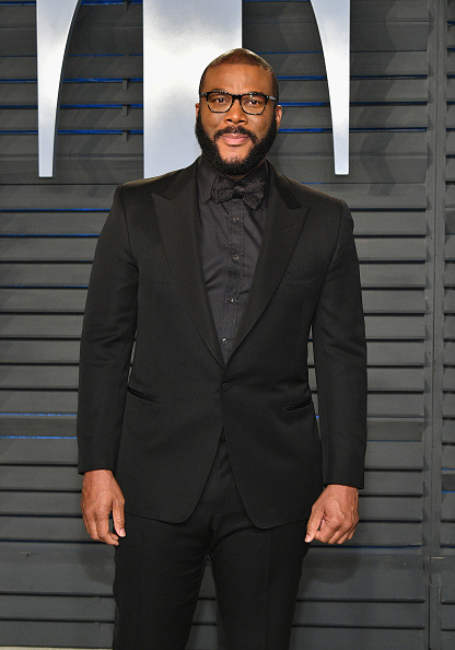 Tyler Perry「2018 Vanity Fair Oscar Party Hosted By Radhika Jones - Arrivals」:写真・画像(9)[壁紙.com]